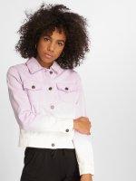 Noisy May джинсовая куртка nmMino пурпурный