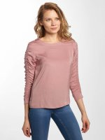 Noisy May Bluse nmFast rosa