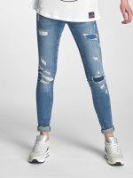 Noisy May Skinny Jeans nmEve blå
