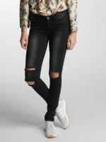 Noisy May Slim Fit Jeans nmEve Super Slim èierna