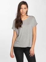 Noisy May T-Shirt nmOyster grau