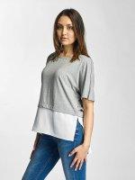 Noisy May t-shirt nmMolly grijs