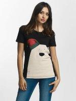 Noisy May T-skjorter nmNovelty Polarbear svart