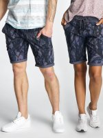 Onepiece Shorts Abyss blau