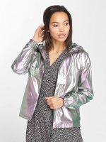 Only Демисезонная куртка onlCool серебро
