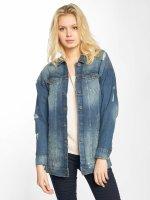 Only джинсовая куртка onlCrispy синий