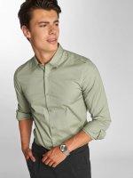 Only & Sons Рубашка Alfredo зеленый