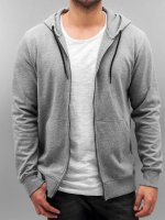 Only & Sons Hoodies con zip onsFiske grigio