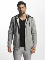 Only & Sons Hoodies con zip onsTravis grigio