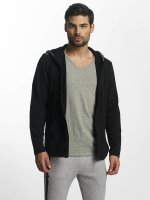Only & Sons Hoodies con zip onsTravis nero