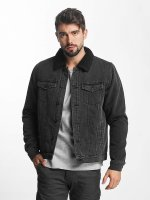 Only & Sons Lightweight Jacket onsLouis Fur Denim black