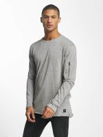 Only & Sons Pullover onsMonty Crew Neck grau