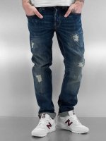 Only & Sons Straight fit jeans onsWeft Breaks blauw