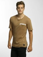 Only & Sons T-Shirt onsLow braun