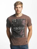 Only & Sons t-shirt onsMax bruin