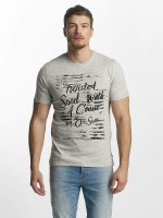Only & Sons T-Shirt onsBusker grau
