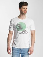 Only & Sons t-shirt onsSevel wit