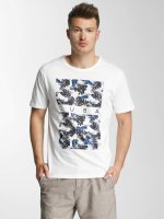 Only & Sons t-shirt onsSCott wit