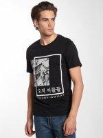 Only & Sons t-shirt onsSean zwart