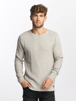 Only & Sons trui onsDan Structure grijs