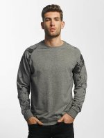 Only & Sons trui onsRetflower grijs