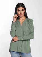 Only Blouse/Tunic onlFirst Pocket green