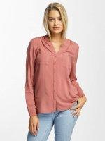 Only Bluse onlFirst Pocket rosa