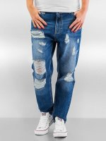 Only Boyfriend Jeans onlTonni Destroyed Boyfriend blue