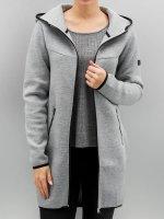Only Coats onlLilo Long Hood gray