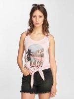 Only Hihattomat paidat onlBone vaaleanpunainen