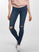 Only Jean skinny onlRoyal Regular Knee Cut bleu