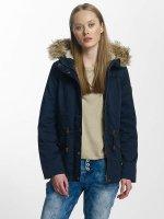 Only Manteau hiver onlKate bleu