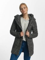 Only Manteau hiver onlIndie Noma Wool gris