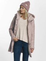 Only Manteau hiver onlIndie rose