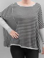 Only Pullover OnlTabatha grau