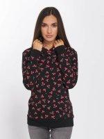 Only Pullover onlPip Nadine Cherry schwarz