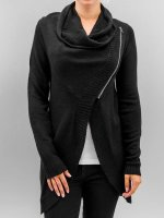 Only Strickjacke onlNew hayley schwarz