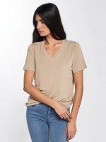 Only T-Shirt onlVenus Modal beige