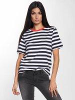 Only T-Shirt onlLive Love Trendy Stripe blau