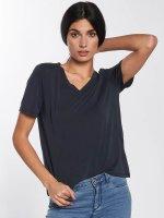 Only T-Shirt onlVenus Modal bleu