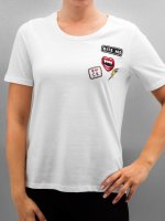 Only T-Shirt onlRocking weiß
