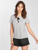 Only T-skjorter onlNew Isabella grå