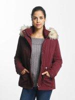 Only winterjas onlStarlight Fur Parka rood