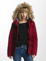 Only winterjas onlKate rood