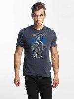 Oxbow T-Shirt Tummel blau