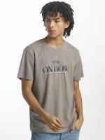 Oxbow T-skjorter Tanaro grå