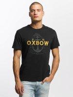 Oxbow T-skjorter Townend svart