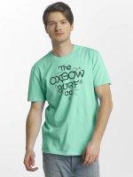 Oxbow T-skjorter Tiglio turkis
