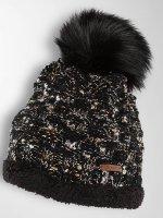 Oxbow Wintermütze Ilou Pom schwarz