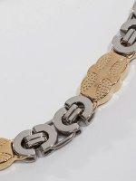 Paris Jewelry Retiazky Stainless Steel zlatá